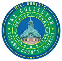 Tax Collector - Volusia County Logo